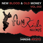 VARIOUS - New Blood & Old Money Vol 2 (Front Cover)