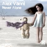 VANNI, Alex - Never Alone (Front Cover)