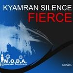 KYAMRAN SILENCE - Fierce (Front Cover)