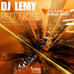 DJ LEMY - Red Nose EP (Front Cover)