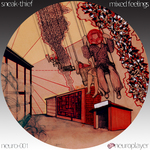 SNEAK THIEF - Mixed Feelings LP (Front Cover)
