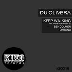 OLIVERA, Du - Keep Walking (Front Cover)