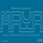 MARCOS BARRIOS - Maya (Front Cover)