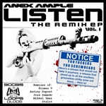 ANEX AMPLE - Listen (The remix EP Vol 1) (Front Cover)