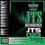 JTS feat IN MEASURES - Can't Let You Go (Front Cover)