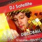 DJ SATELLITE - Discoball (Front Cover)