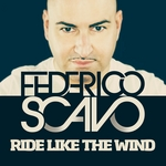 SCAVO, Federico - Ride Like The Wind (Front Cover)