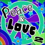 VARIOUS - Peace & Love, Vol 2 (Front Cover)