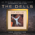 THE DELLS - Love Connection (Front Cover)