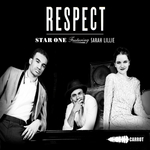STAR ONE feat SARAH LILLIE - Respect (Front Cover)
