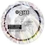 SECRET CINEMA/PSYCATRON - Rotterdam: Belfast EP Pt 1 (Front Cover)
