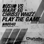 BUSHO vs MARK EG/CHRISSI WHIZZ - Play The Game (Front Cover)