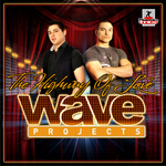 WAVE PROJECTS feat TONI TONINI - The Highway Of Love (Front Cover)