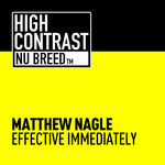 NAGLE, Matthew - Effective Immediately (Front Cover)