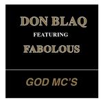 DON BLAQ feat FABOLOUS - God MC's (Front Cover)