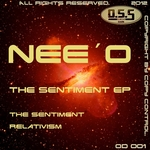 NEE'O - The Sentiment EP (Front Cover)