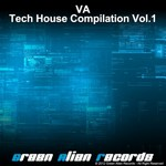 VARIOUS - Tech House Compilation Vol 1 (Front Cover)