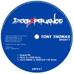 THOMAS, Tony - Speedy T (Front Cover)