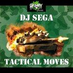 DJ SEGA - Tactical Moves (Front Cover)