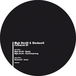 DERILL, Myk/DARKCELL - Farbwerk EP (Front Cover)