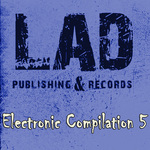 VARIOUS - LAD Electronic Compilation 5 (Front Cover)