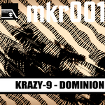 KRAZY 9 - Dominion (Front Cover)