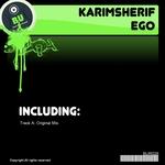 KARIMSHERIF - Ego (Front Cover)