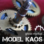MODEL KAOS - Ghost Market (Front Cover)