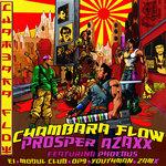 PROSPER/AZAXX feat PHEOBUS - Chambara Flow (remixes) (Front Cover)