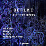 REALMZ - Left To My Devices (Front Cover)