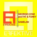 STAR, Georgio feat FAT & FUNKY - Gamelan (Front Cover)