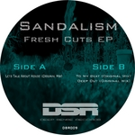 SANDALISM - Fresh Cuts EP (Front Cover)