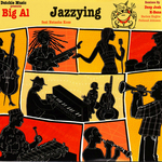 BIG AL/FATHEAD JOHNSON/HARLEM KNIGHTS/K BANA - Jazzying EP (Front Cover)