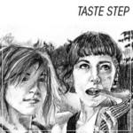 BARBERO, Ivan/JUAN VAREZ - Taste Step (Front Cover)