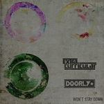 EXTRA CURRICULAR/DOORLY - Won't Stay Down (Front Cover)