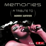 VISION FACTORY/SIMONE ANES/GIORGIO MORODER/TOM TOM CLUB/DJ SD - Memories (A Tribute To Donna Summer) (Front Cover)