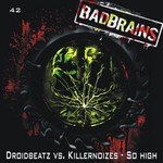 DROIDBEATZ vs KILLERNOIZES - So High (Front Cover)
