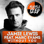 LEWIS, Jamie feat MARC EVANS - Without You (Front Cover)