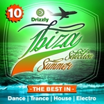 VARIOUS - Drizzly Ibiza Summer Selection Vol 10 (The Best In Dance Trance House Electro) (Front Cover)