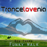 THORN, Ben - Funky Walk (Front Cover)
