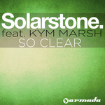 SOLARSTONE feat KYM MARSH - So Clear (Front Cover)