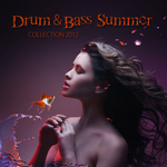VARIOUS - Drum & Bass Summer Collection 2012 (Front Cover)