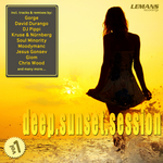 VARIOUS - Deep Sunset Session, Vol 1 (Front Cover)