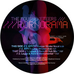 MOUSSEKETEERS, The - Pornorama (Front Cover)