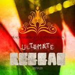 VARIOUS - Ultimate Reggae Sampler Vol 4 Platinum Edition (Front Cover)