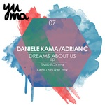 KAMA, Daniele/ADRIAN C - Dreams About Us EP (Front Cover)