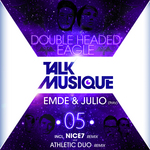 EMDE/JULIO (ITALY)/ATHLETIC DUO - Double Headed Eagleâ?¢EP (Front Cover)