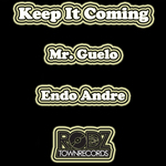 MR GUELO - Keep It Coming (Front Cover)