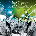 VARIOUS - Delahoya 2012 - The Compilation (Front Cover)