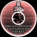 SISKO ELECTROFANATIK/NATALINO NUNES - Fan Key (Front Cover)